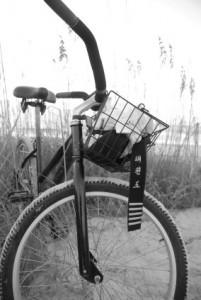 black belt bicyle