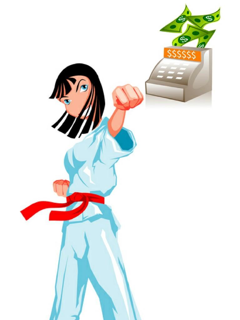 Martial arts billing