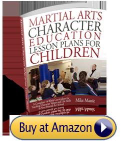 Buy Martial Arts Character Development Lesson Plans