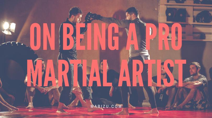 professional martial arts instructor