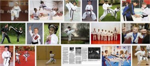 Worlds youngest black belts