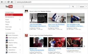 martial arts video marketing