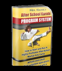 after-school karate system