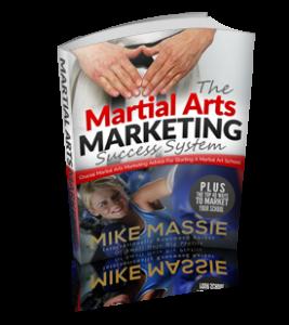 martial arts marketing book