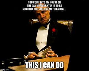 Godfather meme