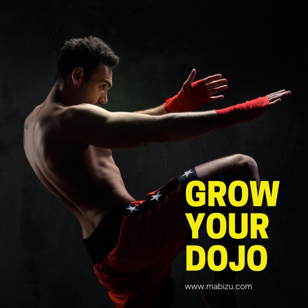 grow your dojo image