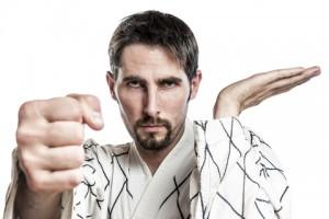 procrastination martial arts