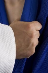 judo gi grip
