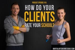 online reputation management for martial art schools